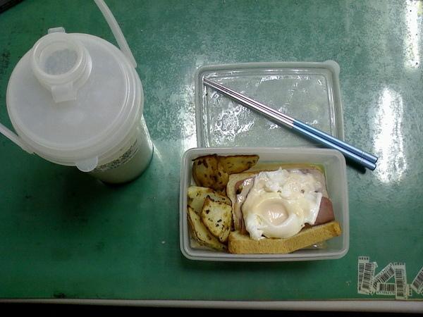 081027號愛心早餐1