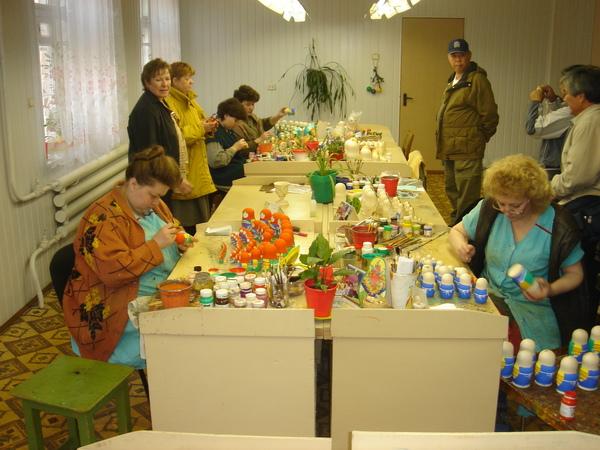 俄羅斯娃娃工廠