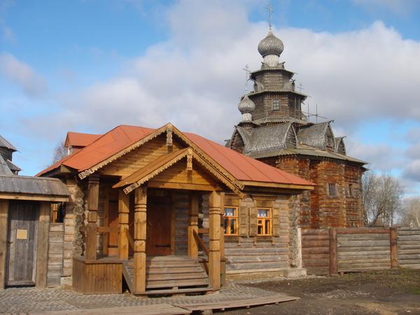 木教堂博物館
