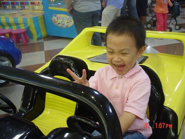 我是賽車手