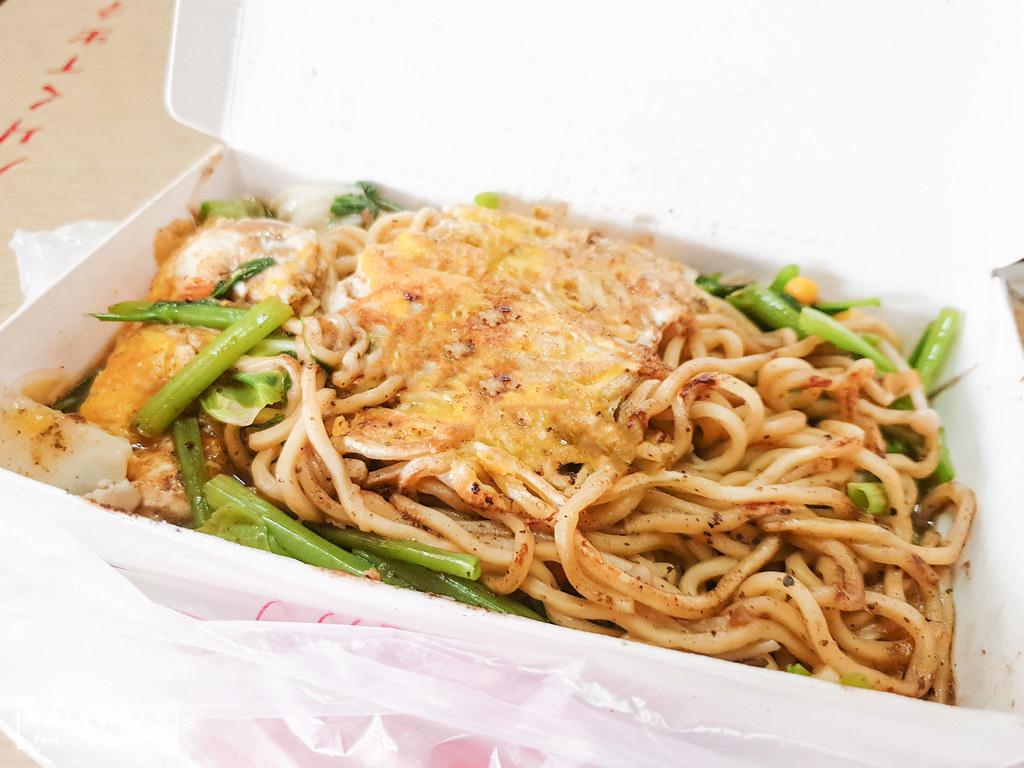 素食鐵板麵-6