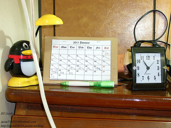 自製月曆.JPG