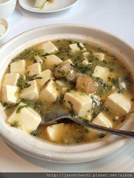 雪菜豆腐煲