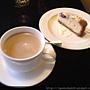 甜點與咖啡