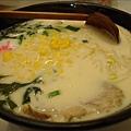 奶油玉米拉麵