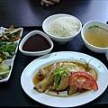 海南雞腿套餐