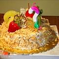 今日主題生日蛋糕