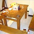 懷舊桌椅全檜木唷