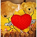 M@CHI可愛熊夫妻