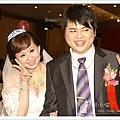 很開心的婚禮