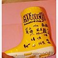 麥可小學穿的雨鞋