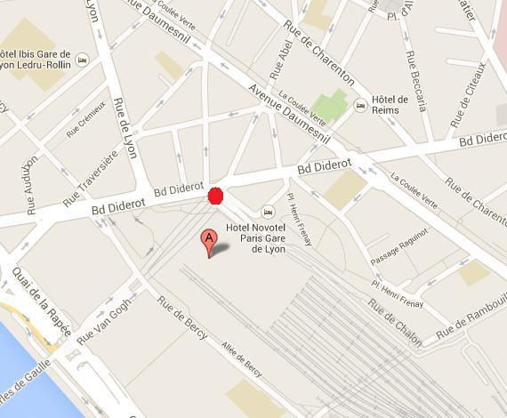 伦敦市区地图 7