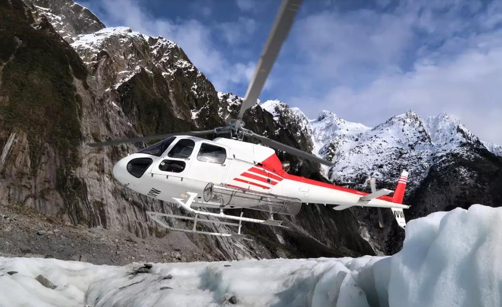 弗朗茲約瑟夫冰川直升機徒步半日遊.png
