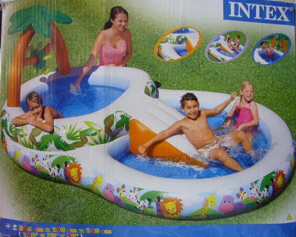 INTEX 泳池