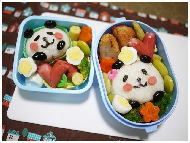 熊貓飯糰LOVE