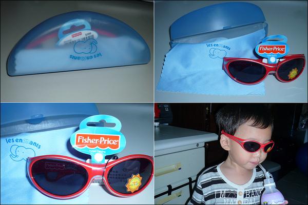 費雪太陽眼鏡