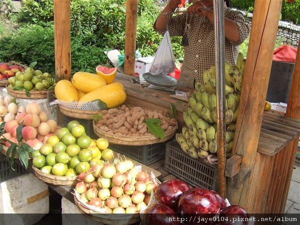 大里蒼山水果
