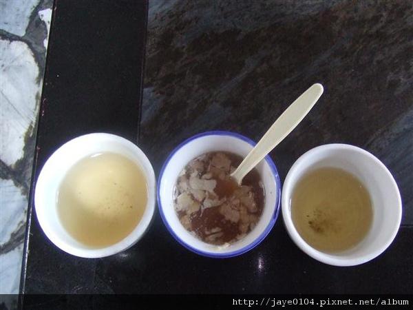 喜州民居白族三道茶