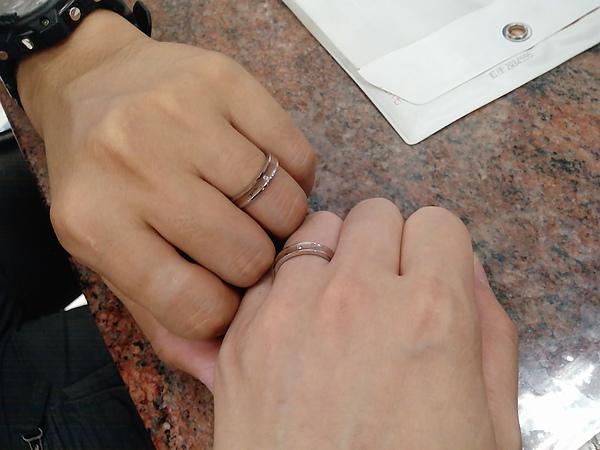 第一年的婚戒