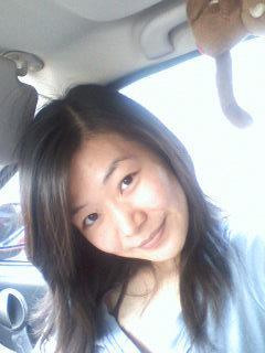 在車上小豬幫我拍的 ^_^
