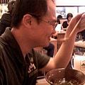 喝湯定格的老爸-7/26土三寒六