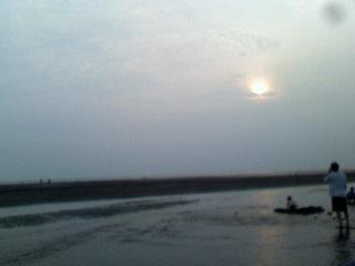 永安漁港-夕陽