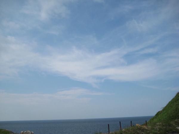 雲是天空的翅膀