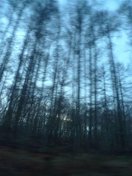 往札幌的路上