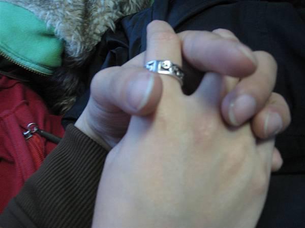我很喜歡的戒指