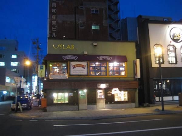 寫了外國人歡迎字樣的餐廳XD