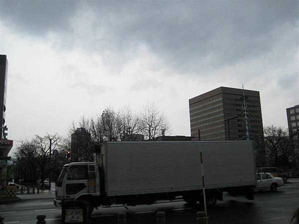 今天天氣看起來不太好