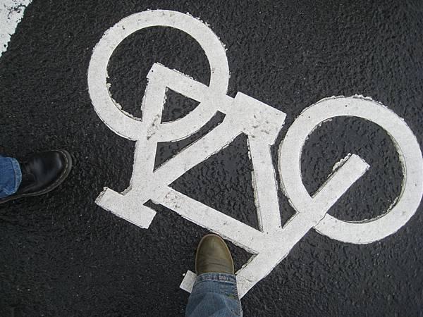 腳踏車專用道