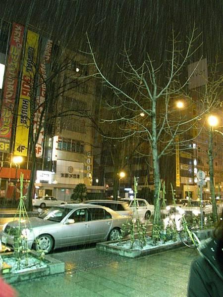 下雪囉下雪囉