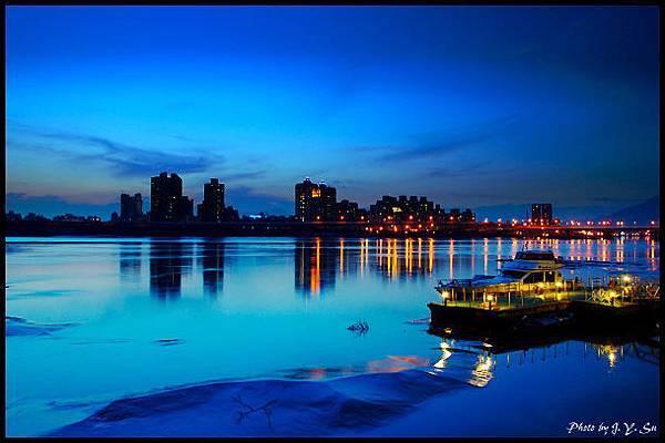 小港的夜色