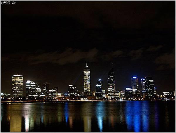 城市-海景