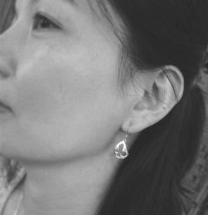 蝴蝶照片02 蝴蝶序曲耳環