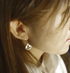 蝴蝶照片03 蝴蝶序曲耳環