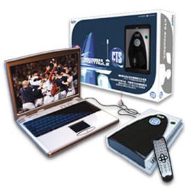 華視數位電視隨身盒
