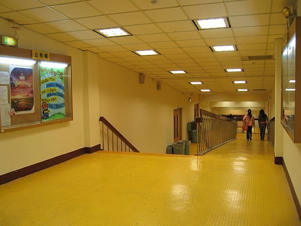 禮堂大樓地下室