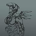 iorn girl-