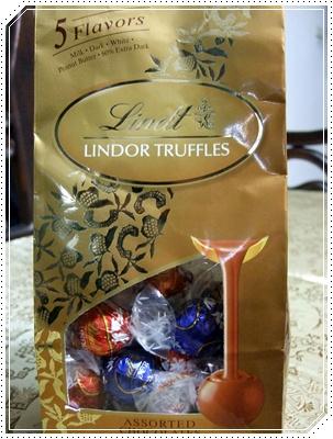 Lindt 綜合巧克力