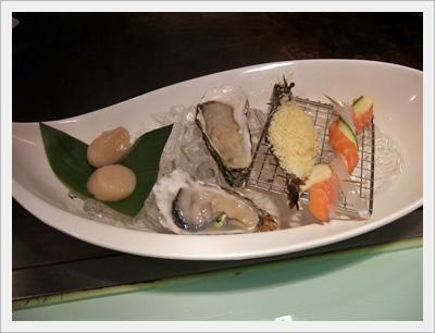 法式海鮮盤(生)