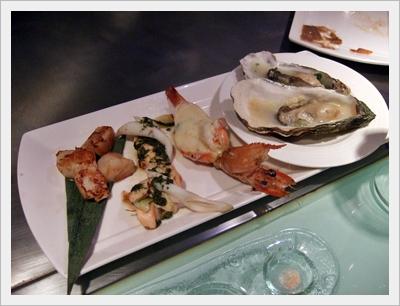 法式海鮮盤(熟)