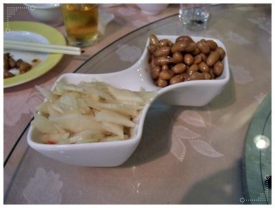 小菜-土豆&涼拌蘿蔔