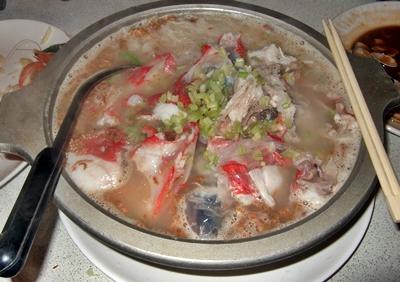 一魚四吃之米粉湯