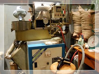 生材設備-咖啡豆烘焙機
