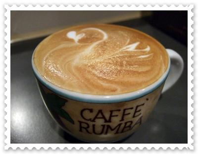 拿鐵咖啡 90元