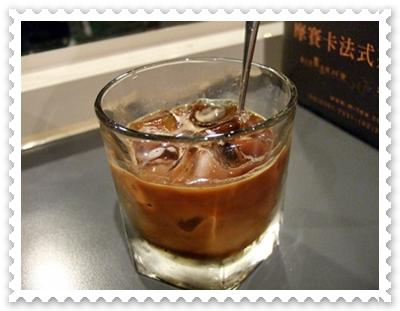冰鴛鴦咖啡 70元