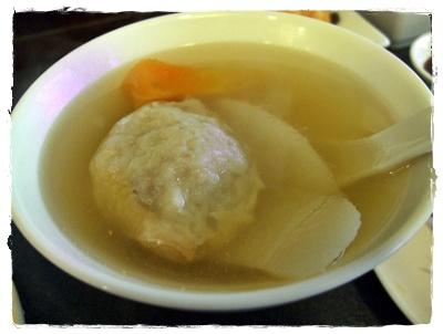 豆干包湯 30元