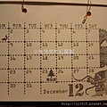 我的蛇年小月曆